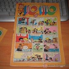 Tebeos: TIO VIVO AÑO XVII Nº 695 BRUGUERA PUBLICIDAD NANCY EN EL INTERIOR. Lote 12199644