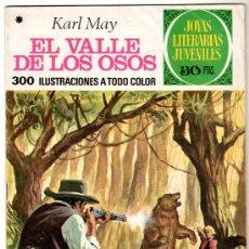 Tebeos - JOYAS LITERARIAS JUVENILES Nº 141, KARL MAY - 12219123