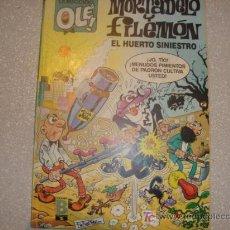 Tebeos: MORTADELO Y FILEMON - EL HUERTO SINIESTRO. Lote 12261867