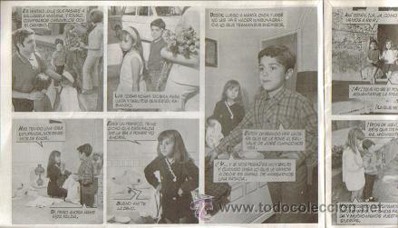 Tebeos: FOTOCUENTO ESTHER Y VOSOTRAS (HERES) ORIGINAL 1973 - Foto 3 - 27460869