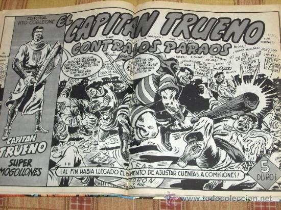 MAKOKI EXTRA CON PARODIA DEL CAPITÁN TRUENO. ED. LA CÚPULA 1983 795 PTS REGALO ESPECIAL NAVIDÁ 12 13 (Tebeos y Comics - Bruguera - Capitán Trueno)