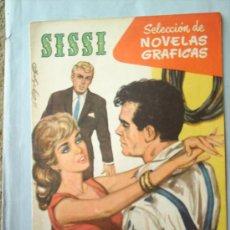 Tebeos: SISSI -SELECCION DE NOVELAS GRAFICAS-N.104-VER FOTO DETRAS. Lote 12423661