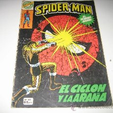 Tebeos: SPIDERMAN - Nº 48 - EDITORIAL BRUGUERA. Lote 25669023