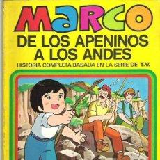 Tebeos: MARCO - DE LOS APENINOS A LOS ANDES ** Nº2 HOY IREMOS AL MAR ** 1977 BRUGUERA. Lote 12439013