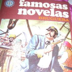 Tebeos: FAMOSAS NOVELAS BRUGUERA TOMO VII . Lote 12508646
