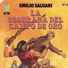 Tebeos: JOYAS LITERARIAS JUVENILES (GRANDES AVENTURAS) Nº 12 (EDICIONES B, 1987) MIGUEL QUESADA. Lote 12556844