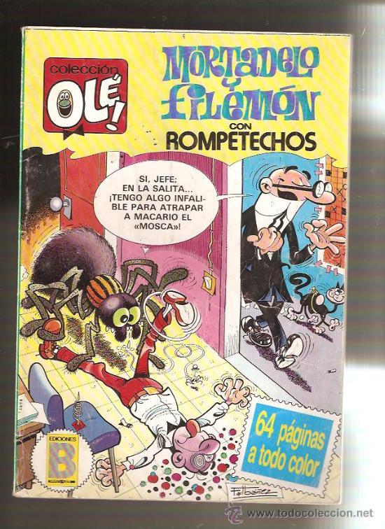 MORTADELO (Tebeos y Comics - Bruguera - Mortadelo)