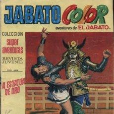 Tebeos: JABATO COLOR. Nº 41. SEGUNDA ÉPOCA. Lote 12838758