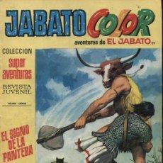 Tebeos: JABATO COLOR. Nº 29. SEGUNDA ÉPOCA. Lote 12847765