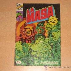 Tebeos: LA MASA Nº17 - HULK - BRUGUERA. Lote 25669027