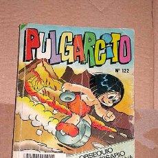 Tebeos: PULGARCITO RETAPADO Nº 122. FORMATO BOLSILLO. BRUGUERA 1983. TOM Y JERRY, LOS PITUFOS, JAN, DARTACAN. Lote 25943181