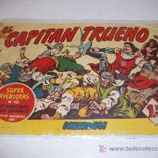 Tebeos: EDITORIAL BRUGUERA: EL CAPITAN TRUENO, (ORIGINAL), Nº 112. Lote 20675334