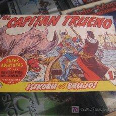 Tebeos: EL CAPITAN TRUENO Nº 348. Lote 12915296