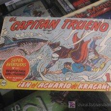 Tebeos: EL CAPITAN TRUENO Nº 323. Lote 12915448