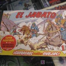 Tebeos: EL JABATO 152,ORIGINAL.. Lote 12931259