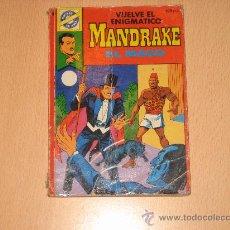 Tebeos: POCKET DE ASES Nº38 - MANDRAKE EL MAGO. Lote 25732251