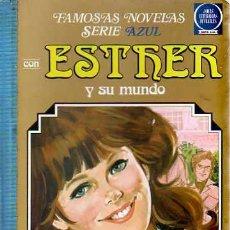 Tebeos: ESTHER Y SU MUNDO SERIE AZUL Nº 6. Lote 12983399