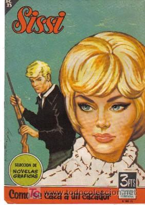 SISSI NOVELAS GRÁFICAS Nº 211 (Tebeos y Comics - Bruguera - Sissi)