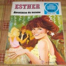 Tebeos: ESTHER Nº 47. JOYAS LITERARIAS JUVENILES SERIE AZUL. BRUGUERA 1978. REGALO FEMENINAS 104 TÍO ARTHUR.. Lote 13123573