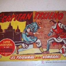Tebeos: EDITORIAL BRUGUERA: EL CAPITAN TRUENO (ORIGINAL), Nº 173. Lote 13196897