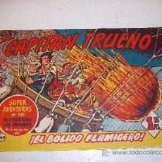 Tebeos: EDITORIAL BRUGUERA: EL CAPITAN TRUENO (ORIGINAL), Nº 165. Lote 13196912