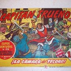 Tebeos: EDITORIAL BRUGUERA: EL CAPITAN TRUENO (ORIGINAL), Nº 163. Lote 13196931