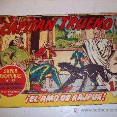 Tebeos: EDITORIAL BRUGUERA: EL CAPITAN TRUENO (ORIGINAL), Nº 148. Lote 13197070