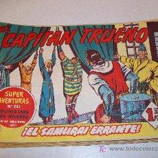 Tebeos: EDITORIAL BRUGUERA: EL CAPITAN TRUENO (ORIGINAL), Nº 174. Lote 13219095