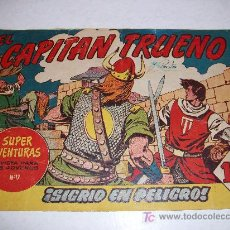 Tebeos: EDITORIAL BRUGUERA: EL CAPITAN TRUENO (ORIGINAL), Nº 67. Lote 13220973