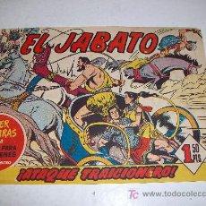 Tebeos: EDITORIAL BRUGUERA: EL JABATO (ORIGINAL), Nº 49. Lote 13324065