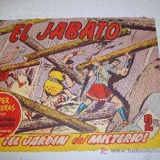 Tebeos: EDITORIAL BRUGUERA: EL JABATO (ORIGINAL), Nº 255. Lote 13343656