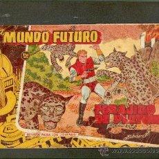 Tebeos: MUNDO FUTURO Nº 49,ED.BRUGUERA. Lote 13356265