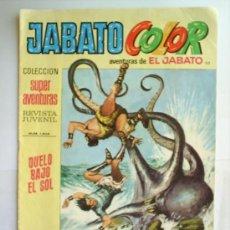 Tebeos: JABATO COLOR N.112 -1972 -SUPER AVENTURAS. Lote 15882965