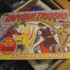 Tebeos: EL CAPITAN TRUENO Nº 341. Lote 13826309