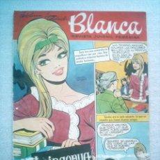 Tebeos: BLANCA REVISTA JUVENIL Nº 42 BRUGUERA 1961. Lote 13940469