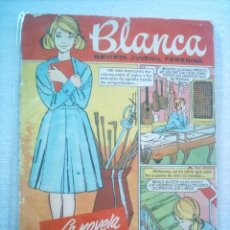 Tebeos: BLANCA REVISTA JUVENIL Nº 75 BRUGUERA 1963. Lote 13940650