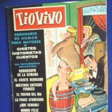 Tebeos: TIOVIVO ,N. 22 ,1958 -CRISOL. Lote 17755907