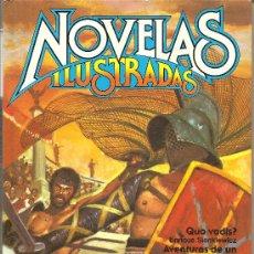 Tebeos: NOVELAS ILUSTRADAS Nº 11 BRUGUERA. Lote 18940672