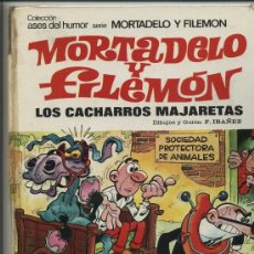 Tebeos: MORTADELO Y FILEMON-1974 -. Lote 25939229