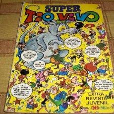 Tebeos: SUPER TIO VIVO Nº 2. BRUGUERA 1972. 16 PTS. BUEN ESTADO. REGALO Nº 70. Lote 14330338