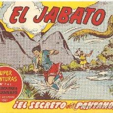 Tebeos: EL JABATO Nº 241. Lote 14331867