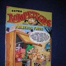 Tebeos: EXTRA ROMPETECHOS Nº 98 - BRUGUERA 1985. Lote 14407235