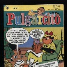 Tebeos: PULGARCITO.BRUGUERA 1986 Nº 12. Lote 14478378