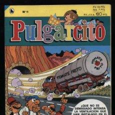 Tebeos: PULGARCITO.BRUGUERA 1986 Nº 11. Lote 14478396