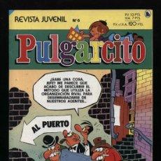 Tebeos: PULGARCITO.BRUGUERA 1986 Nº 6. Lote 14478511