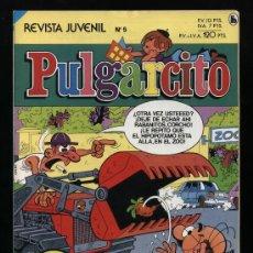 Tebeos: PULGARCITO.BRUGUERA 1986 Nº 5. Lote 14478518