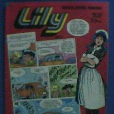 Tebeos: LILY Nº 1032 POSTER LOS BRINCOS. Lote 26754943