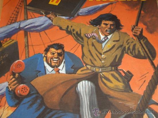 SUPER MORTADELO Nº 83 ESPECIAL CAPITÁN TRUENO. ED. B 1987 250 PTS PRIMER EPISODIO REINA BRUJA ANUBIS (Tebeos y Comics - Bruguera - Capitán Trueno)
