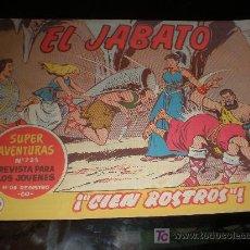 Tebeos: EL JABATO Nº 238 (ORIGINAL) 1963. Lote 14501305