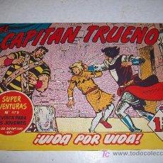 Tebeos - Editorial Bruguera: EL CAPITAN TRUENO (original), nº 255 - 14541014